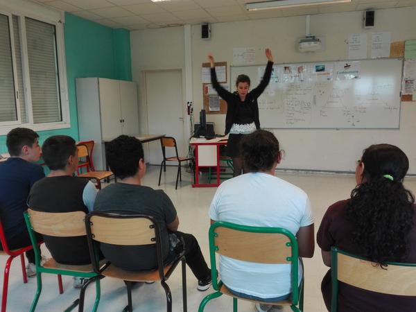 Atelier Ecole à Montfermeil
