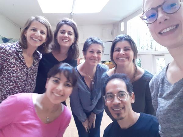 Formation à l'engagement associatif Octobre 2019
