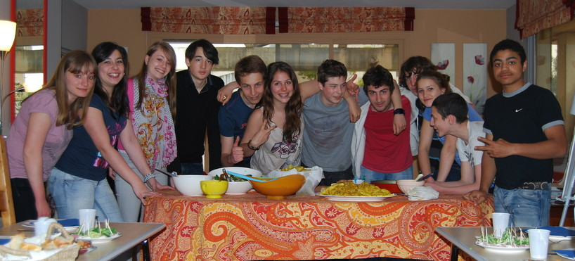 Avril 2013, il y a presque un an déjà, les FIRST participent au premier séminaire !
