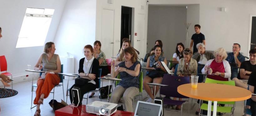 22 septembre 2018 : réunion d'information CeQueJeVeuxFairePlusTard à Paris