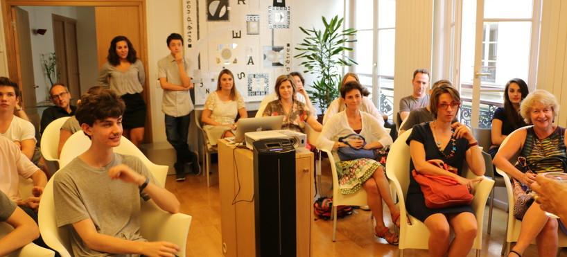 Le 7 mars : réunion de présentation à Lyon de CeQueJeVeuxFairePlusTard