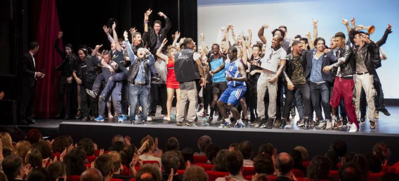 Des cours de théâtre à l'école pour mieux appréhender le monde professionnel