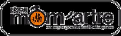 Logo Réseau Môm'artre
